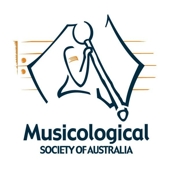 Musicological Society of AUS logo