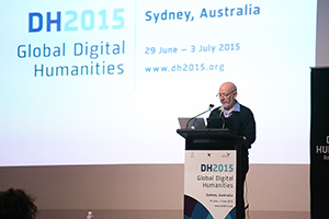 Global Digital Humanities 2015