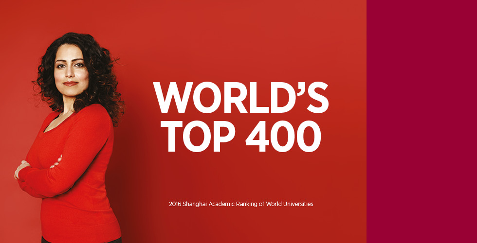 Top 400 University Ranking