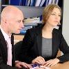 An interpreter with a client
