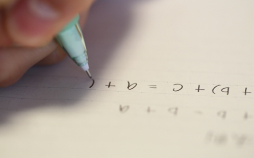 Maths work