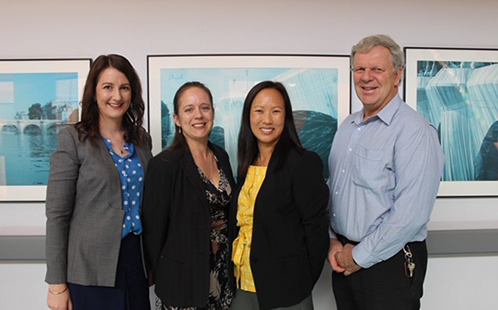 Westmead Feelings Program team