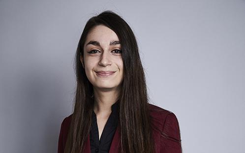 Westpac Scholar Ferah Redjeb