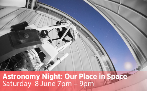 Astronomy Night 8 June 2019