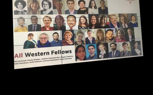 Western Educational Fellowship Scheme