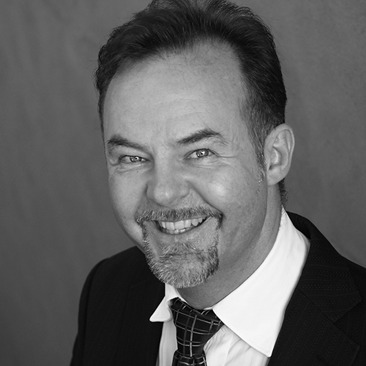 Photo of Professor Jonathon Allen