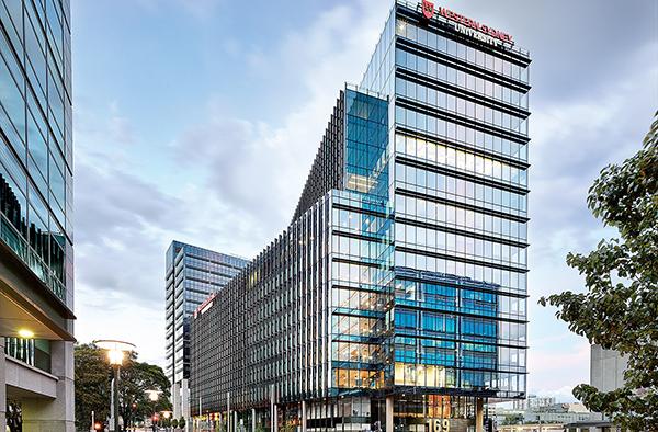 Peter Shergold Building, Parramatta City