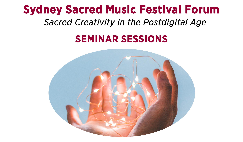 Music forum seminar sessions