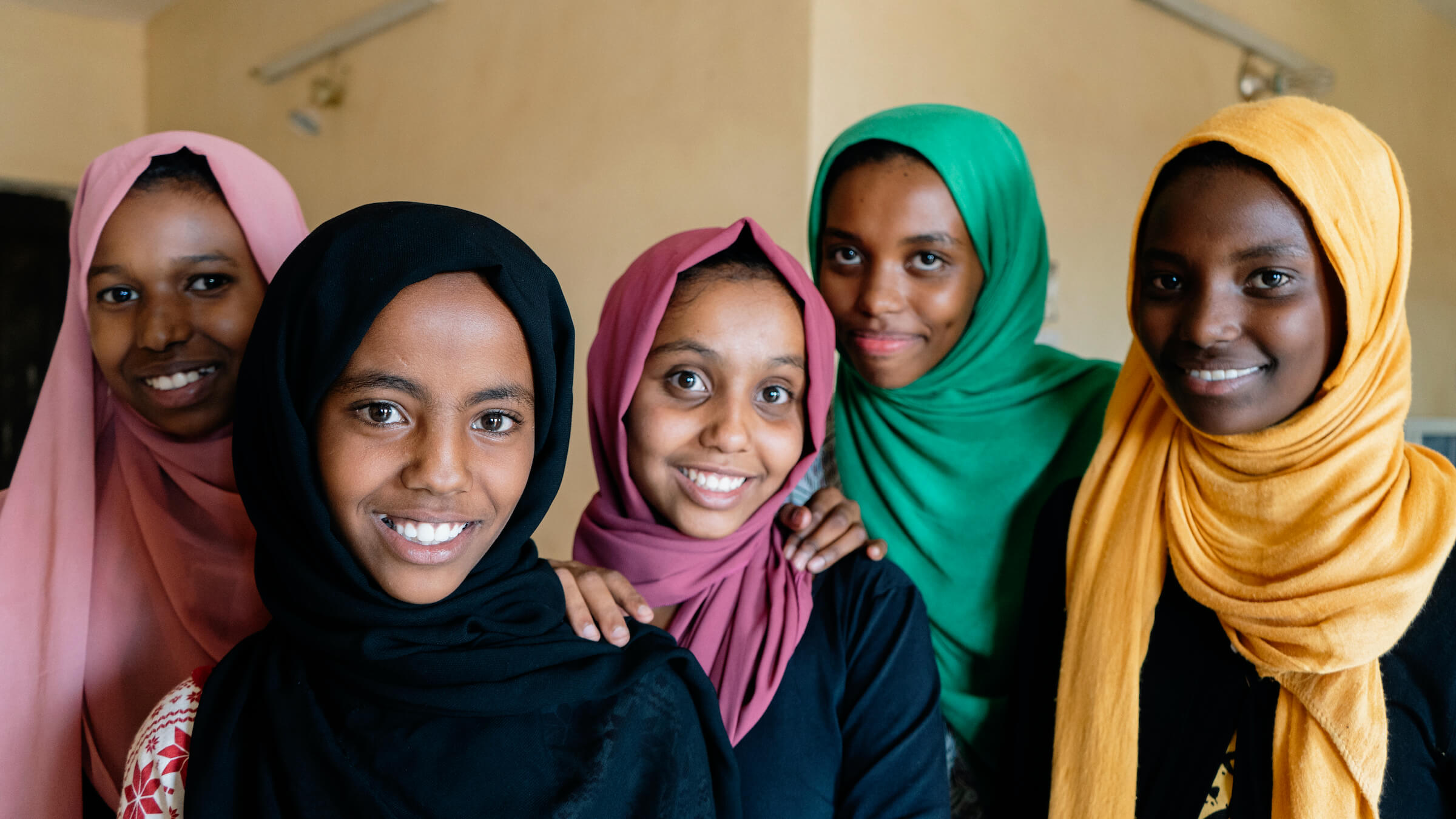 SoWC Young people in Sudan