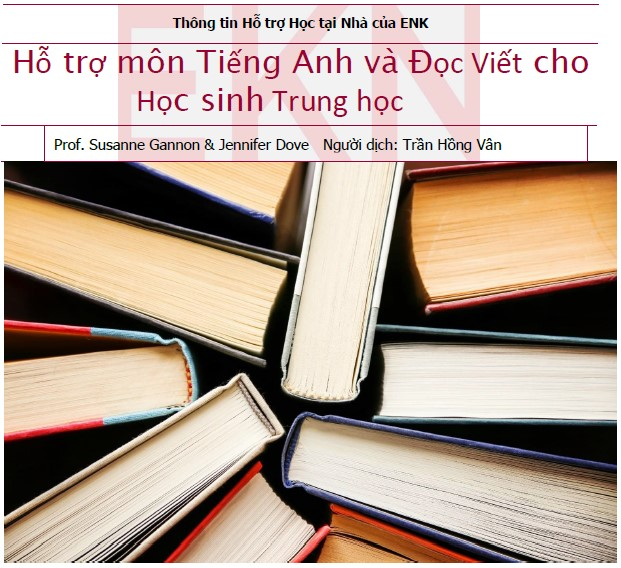 Vietnamese English Lit for Secondary