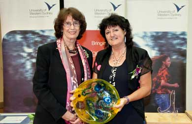 2011 Women of the West winner, Helen Somerville