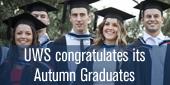 Autumn Graduation