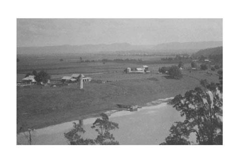 Riverfarm property