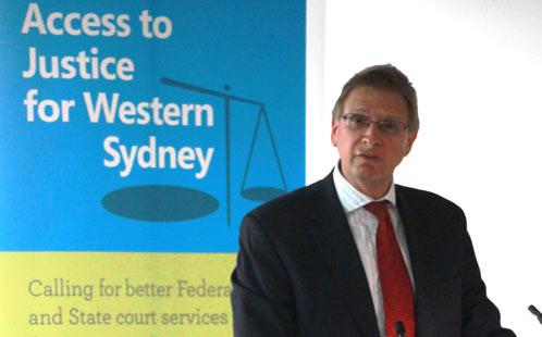 Michael Adams Justice