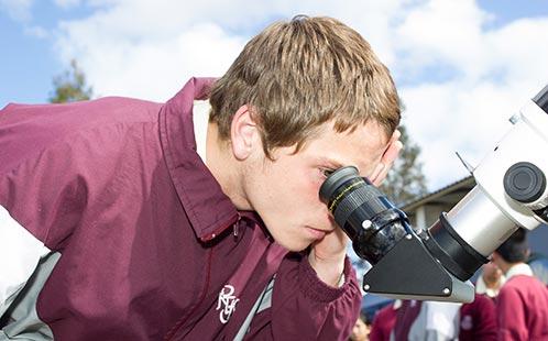 Observatory Telescope Presentation