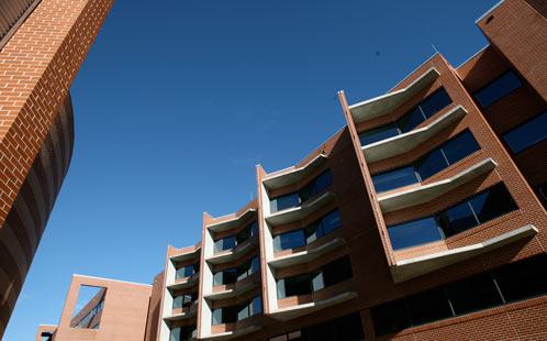 UWS Parramatta campus buildings
