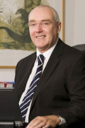 Vice-Chancellor Barney Glover