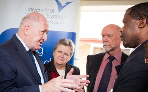 Governor General Peter Cosgrove