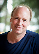 Portrait photo of Professor Paul James