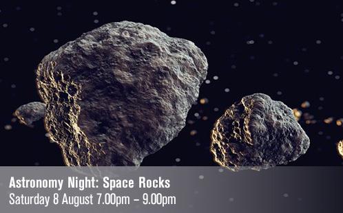 Astronomy Night - 8 August 2015