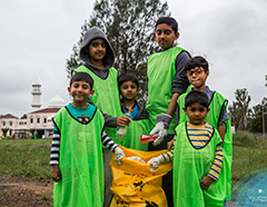 Muslims for environment