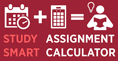 Study Smart Assignment Calculator