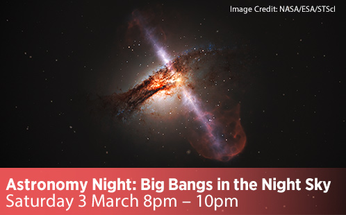 Astronomy Night 3 March 2018