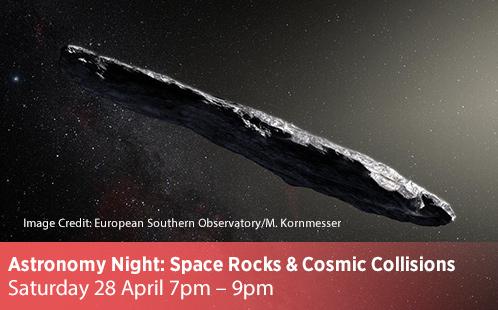 Astronomy Night 28 April 2018