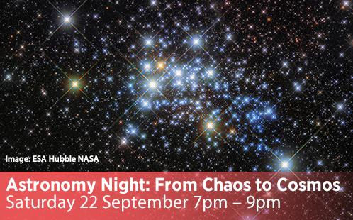 Astronomy Night 22 September 2018