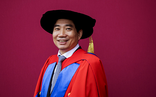 Professor Anlong Xu