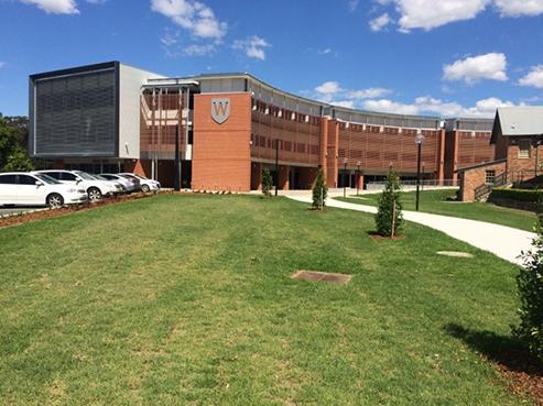 Parramatta 6 start science building EHa