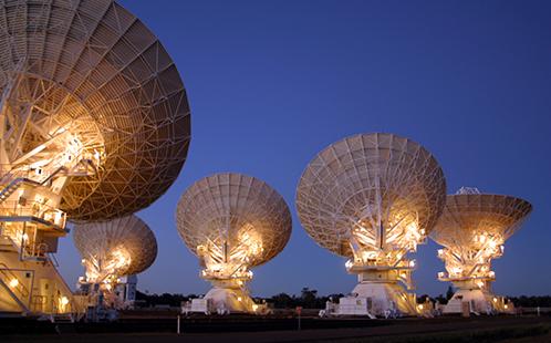 CSIRO telescope