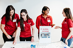 Global Citizens staff member