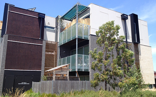 Murundaka Cohousing Community, Melbourne. Photo by Louise Crabtree.