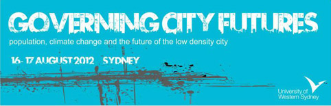 Governing City Futures banner