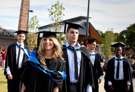 New beginnings for UWS spring graduates | Western Sydney University