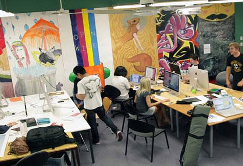 Rabbit Hole studio