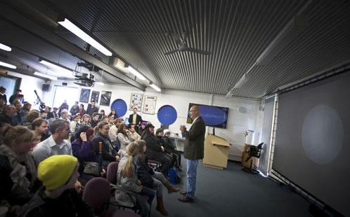 Observatory Presentation