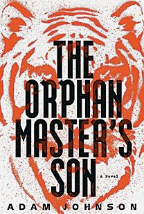 White background, orange outline of tiger's face, black text
