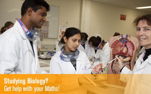 Biology math sydney