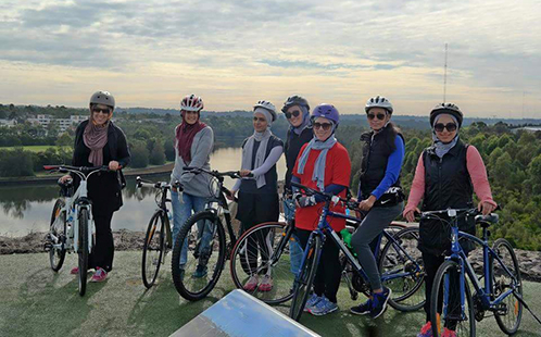 Sydney Cycling Sisters