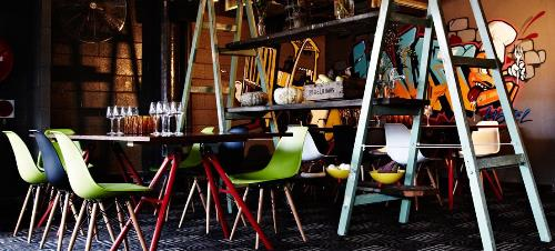 Palate Hotel Chairs