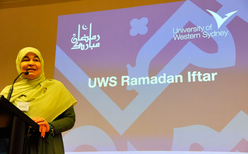 UWS Ramadan Iftar