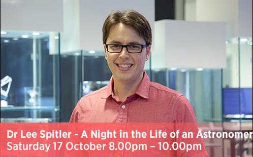 Astronomy Night - 26 September 2015