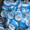 Thumbnail image of plastic water bottles.