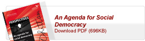An agenda for social democracy