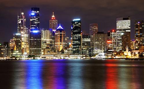 Sydney Skyline 1