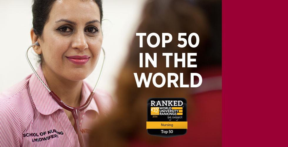 Nursing Top 50