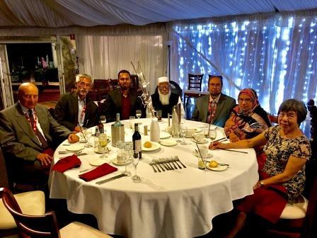 iCEER gala dinner table 1