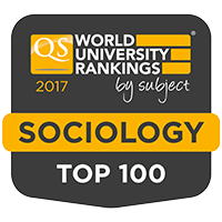QS top 100 subject rating